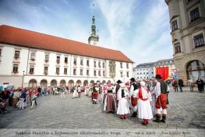 Setkání Hanáků s hejtmanem Olomouckého kraje 2016