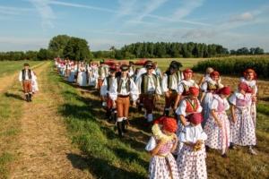Pouť krojovaných Hanáků (Dub nad Moravou, 23. 8. 2020)